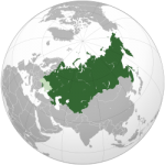 Map of CIS (Courtesy of Wikipedia)