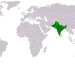 Map of SAFTA